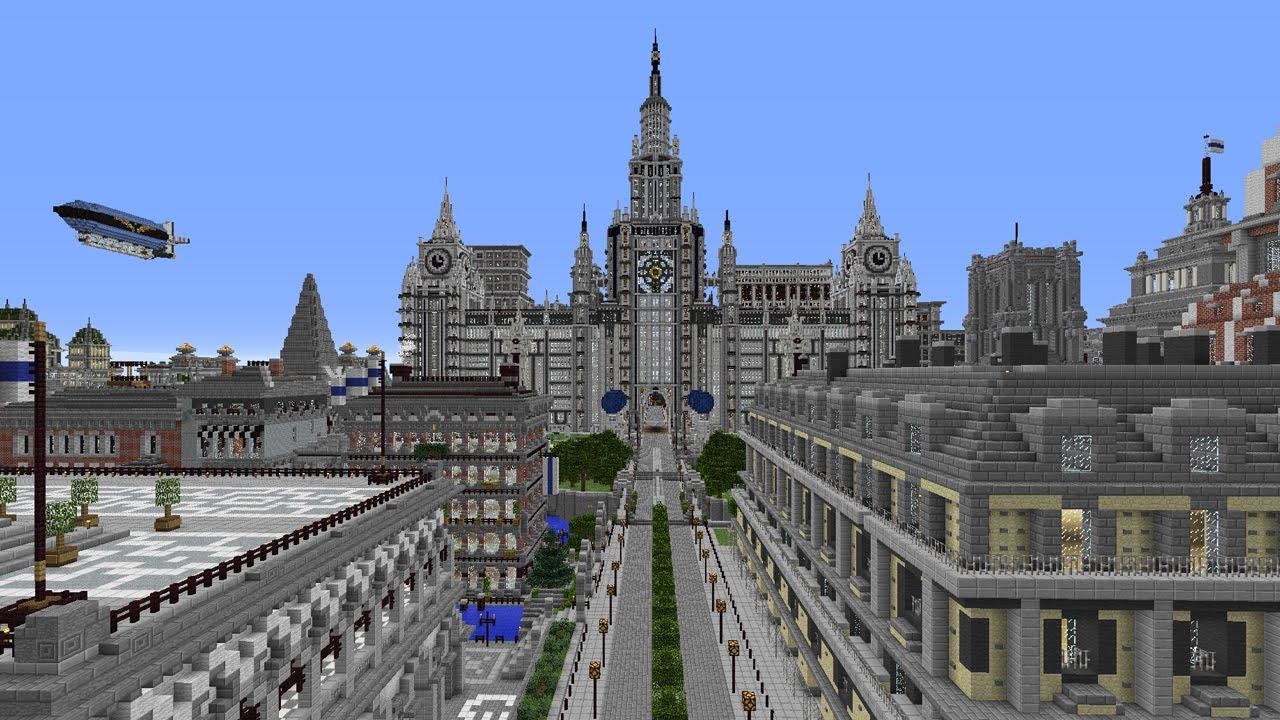 Minecraft Builds Download