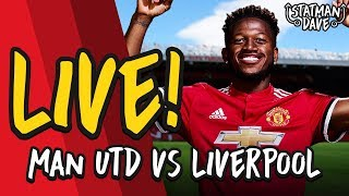 Manchester United 1-4 Liverpool LIVE   Statman Dave Watchalong