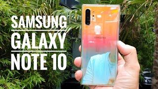 SAMSUNG GALAXY NOTE 10/10 Plus - FIRST CONTACT