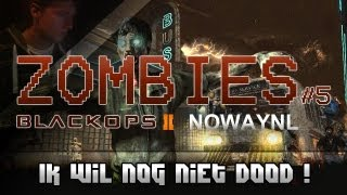 [BO2] Black Ops 2: Zombies Tranzit | Ep 5 | Dutch Commentary
