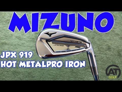 MIZUNO JPX 919 HOT METAL PRO IRON REVIEW