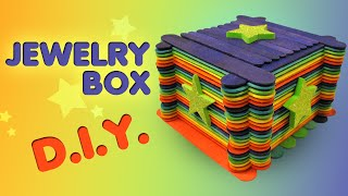DIY Jewelry Box / Desktop Organizer / Easter Basket