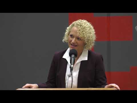 Salt Lake City Mayor, Jackie Biskupski