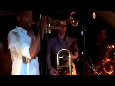 Trombone Shorty On Royal May 1 2013 Little Liza Jane