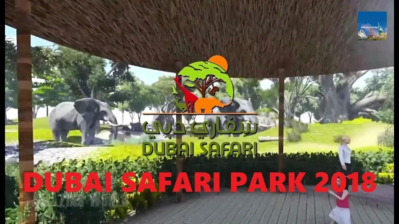 Dubai Safari Park 2018 Dubai Zoo World S Biggest Safari Park In Dubai Youtube