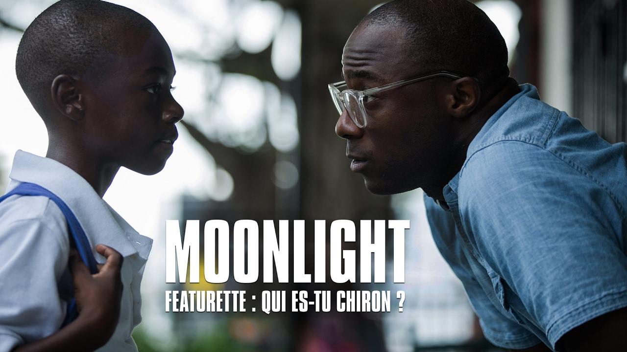 Moonlight - Featurette Qui es-tu Chiron