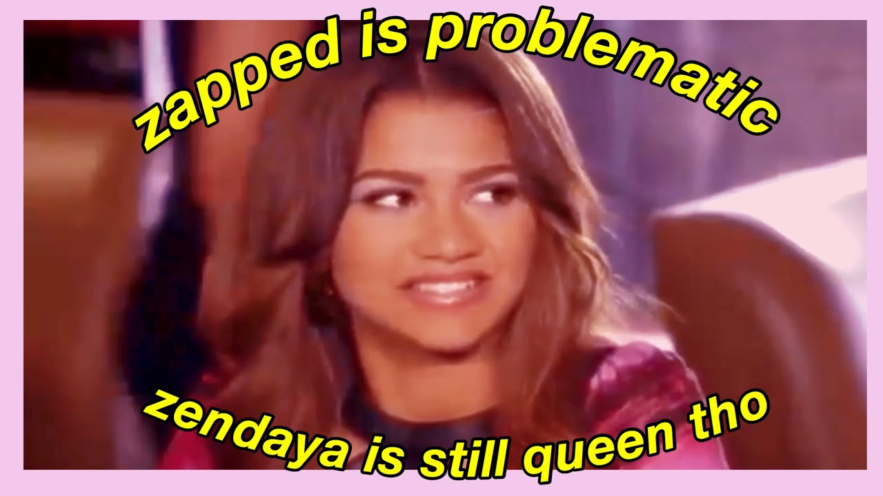 Download zapped is the most PROBLEMATIC disney movie ever (zendaya sweetie this isn't your fault)
