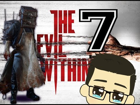 The Evil Within Part 7 - Safes aren't safe at all!! - The Safe Keeper