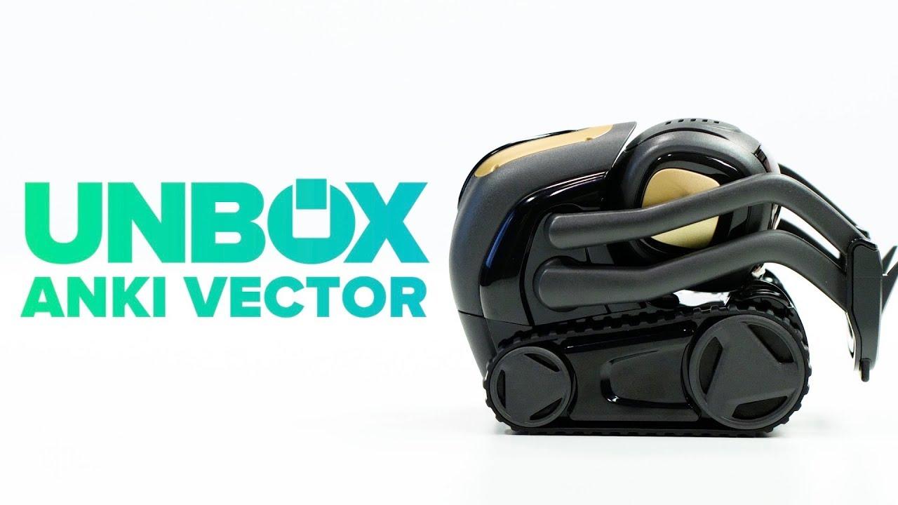 Anki Vector unboxing