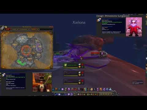 World of Warcraft , Rhinestone Sunglasses and High Society Top Hat Farm