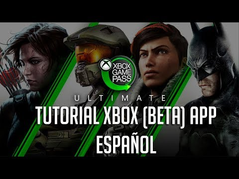 Xbox Game Pass Ultimate en PC - Tutorial Español Xbox App Beta Windows 10 thumbnail