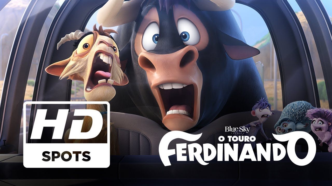 O Touro Ferdinando Filme Completo Dublado Youtube