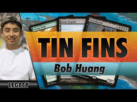Tin Fins Depths - Legacy | Channel Bob Huang