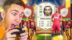 PACKING RONALDINHO! (FIFA 20 PACK OPENING)