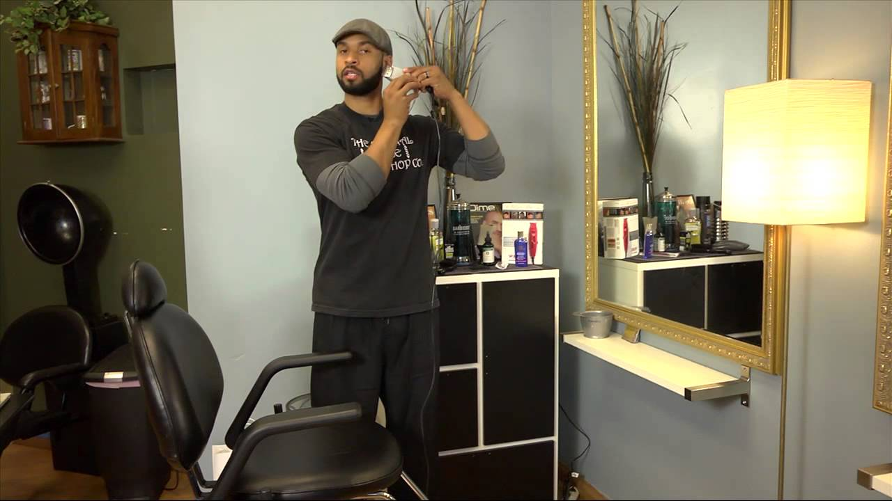 how to make a chin strap beard