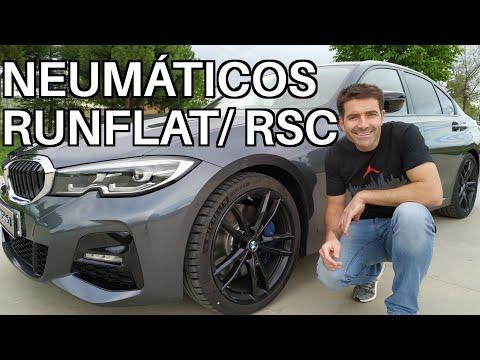Neumáticos RUNFLAT RSC BMW/ MINI