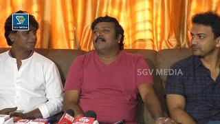 V Nagendra Prasad on Tagaru & Salaga Movie Songs   Duniya Vijay   Dali Dhananjay