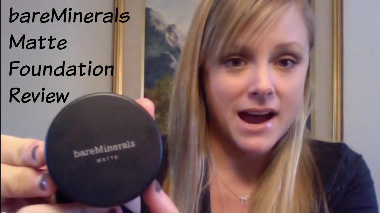bareminerals original foundation vs matte. bareminerals matte foundation review + small ulta haul bareminerals original vs