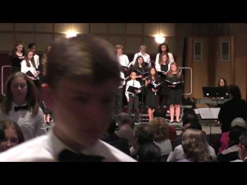 Upper and Middle School Concert 5 10 2017