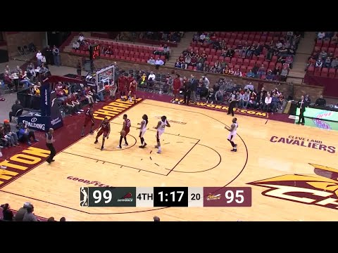 Larry Drew II (13 points) Highlights vs. Canton Charge