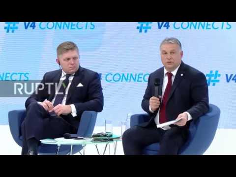 Hungary: Orban says UN global migration agreement 'dangerous'