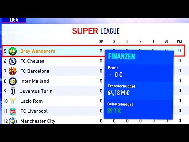 FIFA 19 : ERSTE SAISON IN ULTIMATIVER SUPER LEAGUE !!! ☠️😵 Impossible Sprint To Glory #10