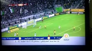 M'Gladbach 2 - 4 Fenerbahçe    Tüm Goller