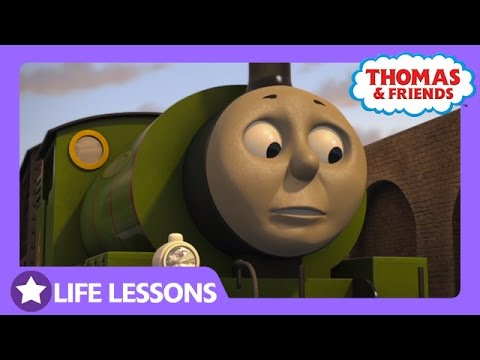 Percy Bumped the Livestock Wagon | Life Lesson: Taking Your Time | Thomas & Friends