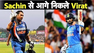 INDvsAUS: Virat Kohli breaks yet another record of Sachin Tendulkar in Adelaide ODI | Sports Tak