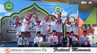 Peserta 13 - Festival Marawis