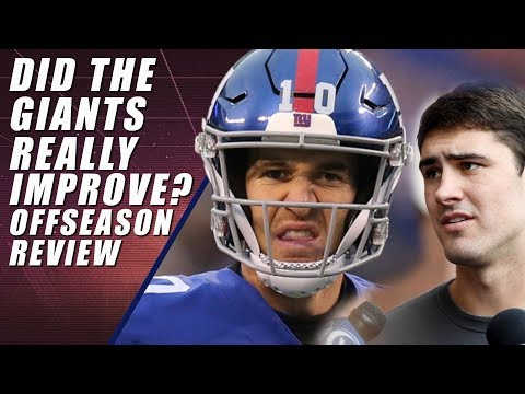New York Giants Better or Worse? 2019 NFL Predictions