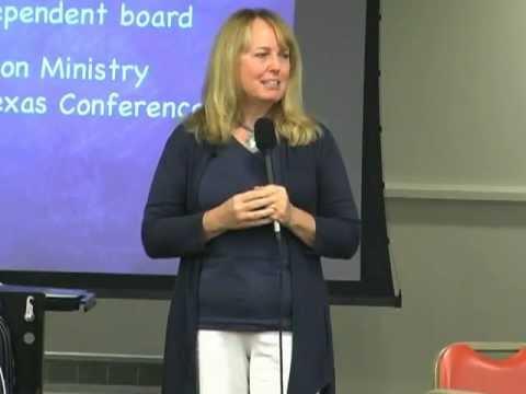 Wesleyan Leadership Conference, 2011 -- Dr. Elaine A. Heath (Pt. 1 of 4)
