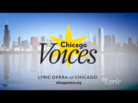 Renée Fleming invites you to CHICAGO VOICES. At Lyric Opera's Civic Opera House on February 4, 2017