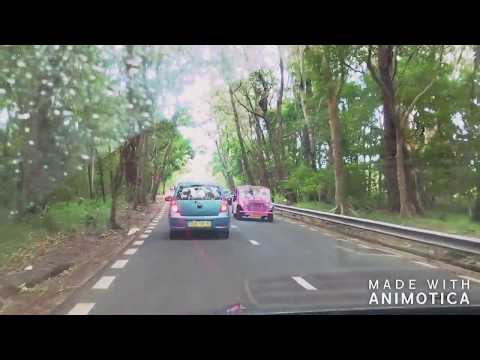 Drive from Mauritius Airport to Riu Creole