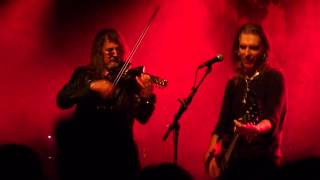 New Model Army Vagabonds w/ 6 drummers ! AWESOME Nottingham
