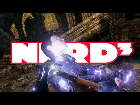 Nerd³ is a Psychopath 2 - Blade and Sorcery