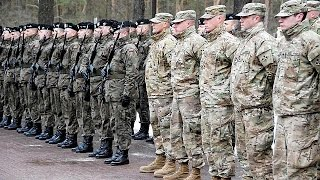 Россия видит угрозу в развертывании американских сил в Польше(Развертывание американских военных сил в Польше и странах Балтии в Кремле считают прямой угрозой интереса..., 2017-01-12T17:18:26.000Z)