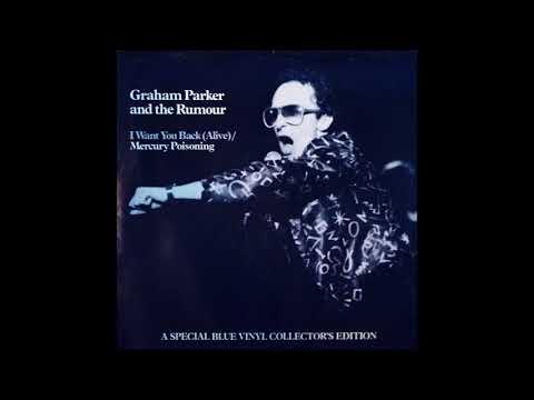 Graham Parker - Mercury Poisoning (ORIGINAL STUDIO VERSION! W/ LYRICS)