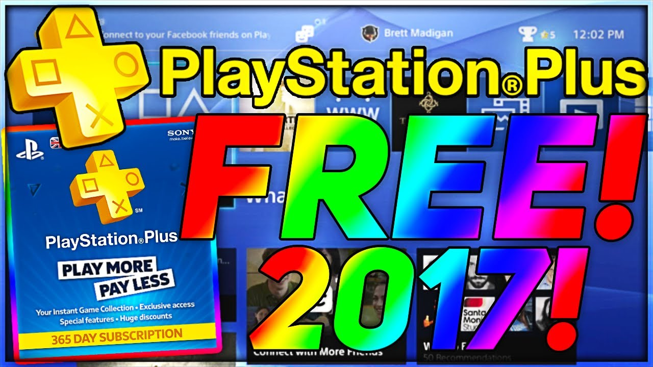 ps4 free ps plus hack