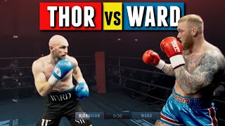 Thor vs Ward Reaction/Review