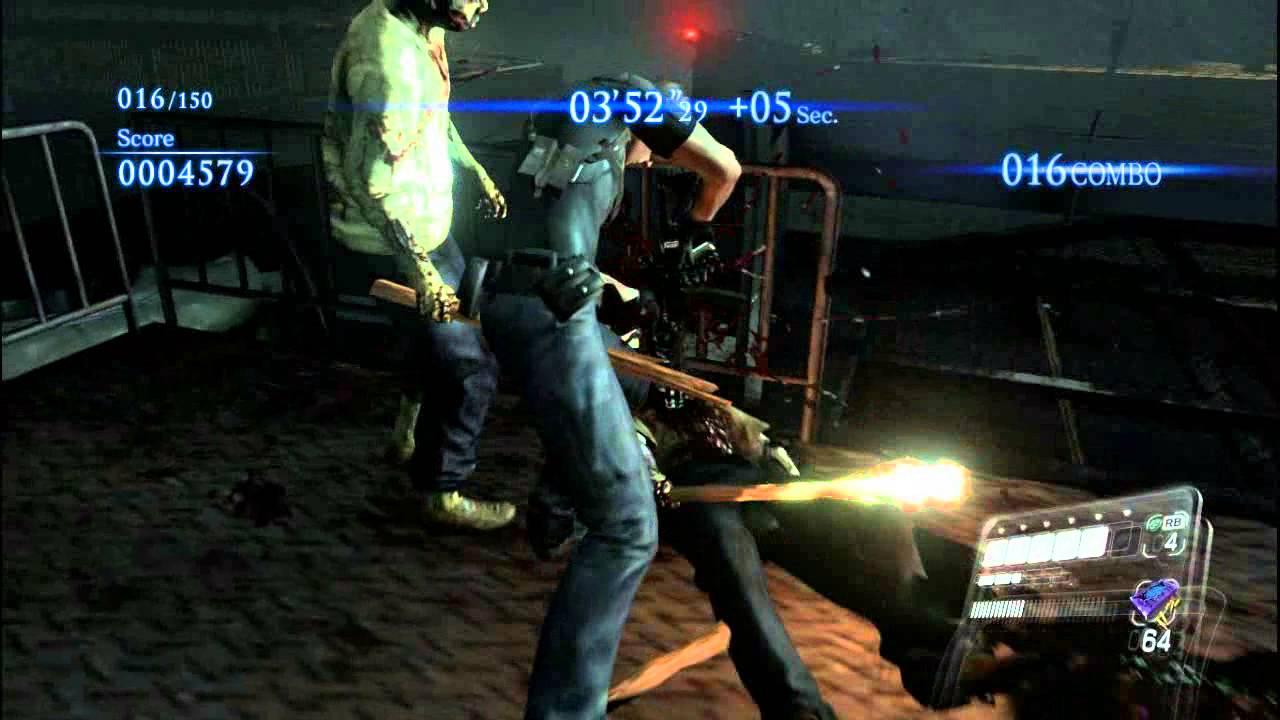Figure Showcase (Updated): Hot Toys Resident Evil 6: Leon