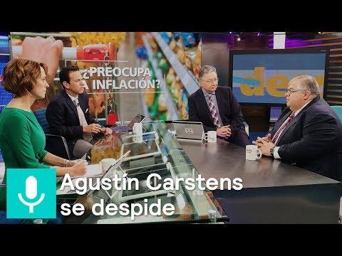 Carstens analiza el futuro del TLCAN, la inflación y el 2018 - Despierta con Loret