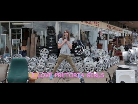 Desmond & the Tutus - Pretoria Girls (Official Video)