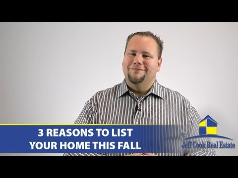 Charleston Real Estate Agent: 3 Reasons to Sell Your Charleston Home This Fall