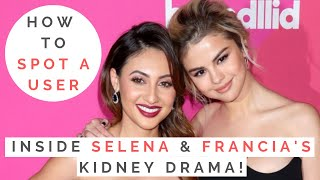 THE TRUTH ABOUT SELENA GOMEZ & FRANCIA RAISA: How To Spot A User & Manipulators | Shallon Lester
