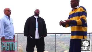 "Damon Dash ""Cutting Out The Middle Man"" (Trip To Ghana)"