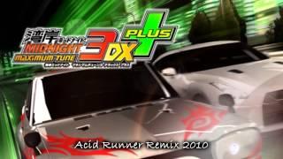 Acid Runner Remix 2010 - Wangan Midnight Maximum Tune 3DX+ Soundtrack