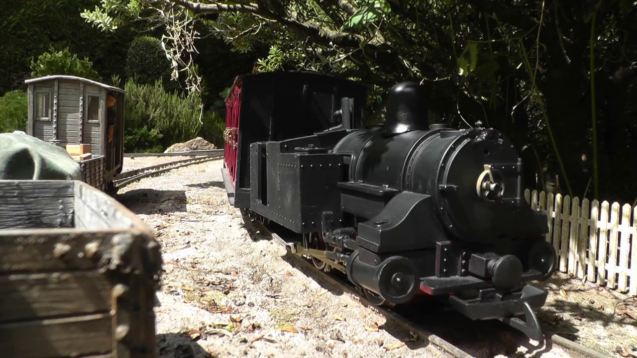 peckforton light railway how i bashed an lgb otto into a sort of black hawthorn 0 4 0st [ 1280 x 720 Pixel ]
