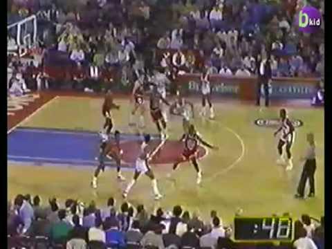 NBA 1987-88: Bad Boys take on the Fledgling Bulls