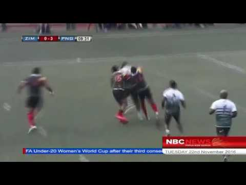 NBC PNG Sports_Pukpuks Bow Out on Low 22/11/16